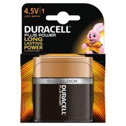 Pack de 1 pile 3LR12 | 4,5 Volts - DURACELL Plus Power