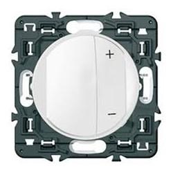 Inter variateur 300 Watts blanc Céliane - LEGRAND