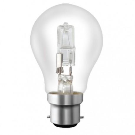 Ampoule éco halogène B22 42 Watts - SYLVANIA