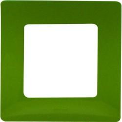 Plaque 1 poste fougère Niloé - LEGRAND