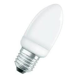 Ampoule éco fluo E27 - 6 Watts - OSRAM