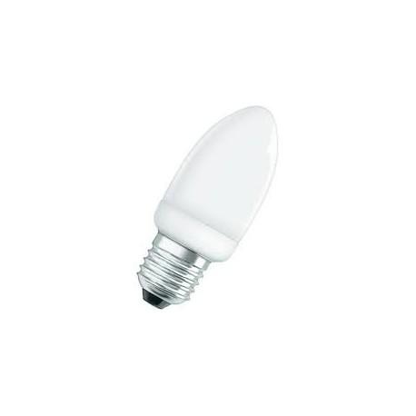 Ampoule éco fluo E27 - 7 Watts - SYLVANIA