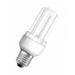 Ampoule éco fluo E27 - 20 Watts - OSRAM