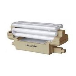 Ampoule éco fluo R7S - 24 Watts - 230 Volts - MEGAMAN