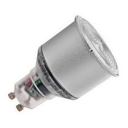 Ampoule éco fluo GU10 - 9 Watts - 230 Volts - MEGAMAN