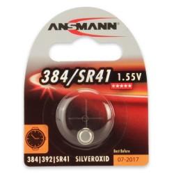 Pile 377 | SR66 | 1,55 Volt - ANSMANN