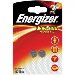 Lot de 2 piles LR43 | 1,5 Volt - ENERGIZER