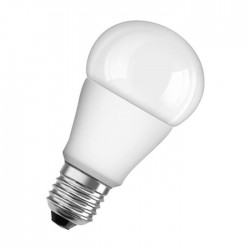 Ampoule LED E27 9 Watts blanc chaud - OSRAM