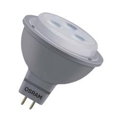 Ampoule LED GU5.3 3 Watts blanc chaud - OSRAM