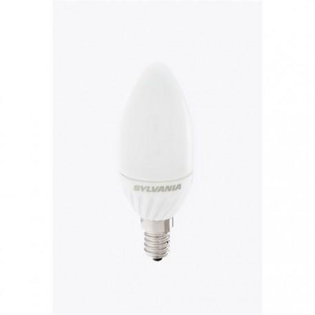 Ampoule LED E14 2,5 Watts blanc chaud - SYLVANIA