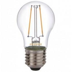 Ampoule LED vintage E27 2 Watts blanc chaud