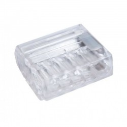 Sachet de 100 connecteurs automatiques 5 entrées SIB